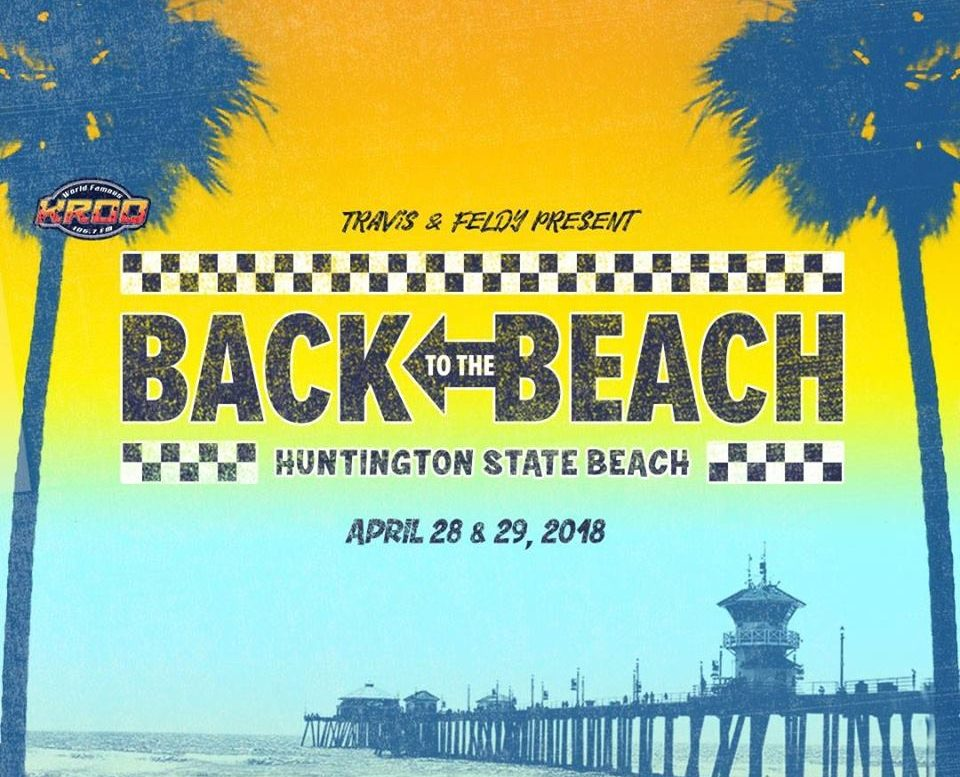 Blink's Travis Barker and Goldfinger's Feldmann, Present Back To The Beach' 18