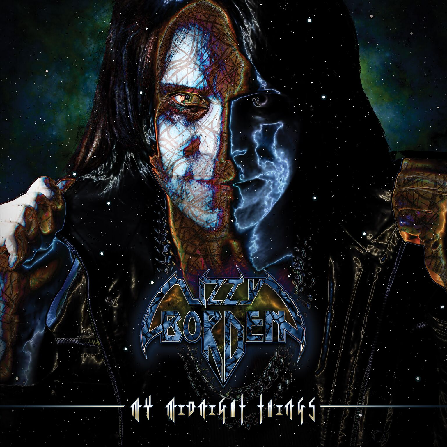Lizzy Borden returns with his first album in 11 years, 'My Midnight Things'