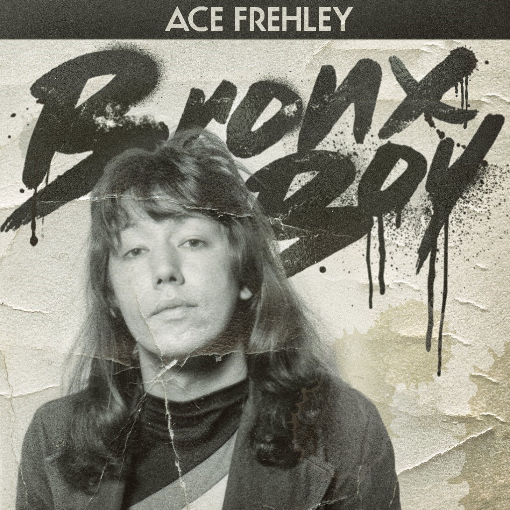 "Ace Frehley Releases New Single, ""Bronx Boy"""