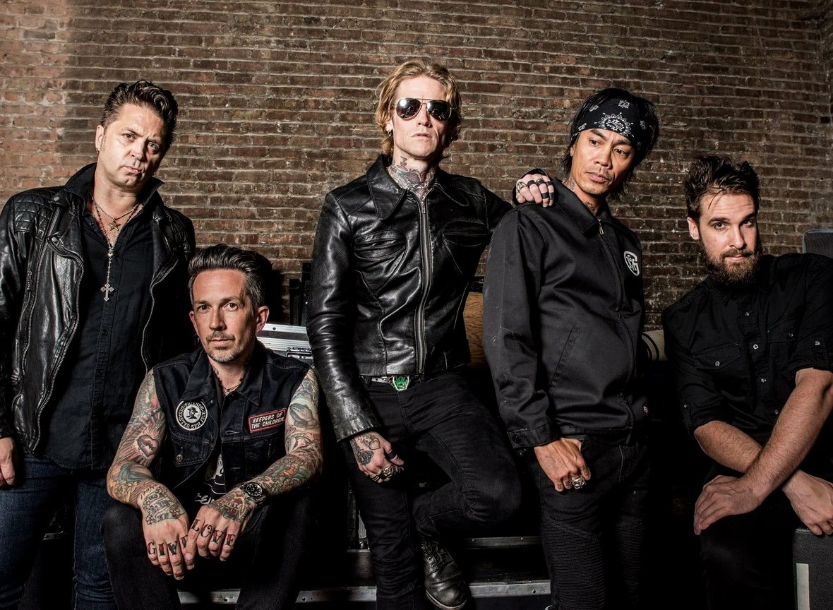 GEN-X SUMMER With BUCKCHERRY, P.O.D., LIT, & ALIEN ANT FARM!