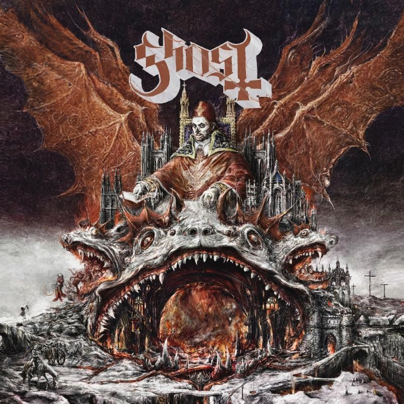 Ghost to Release Fourth Sacred Psalm Prequelle on June 1st via Loma Vista Recordings