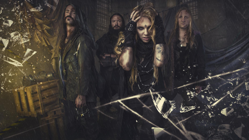 "KOBRA AND THE LOTUS Release Video For Cover of Fleetwood Mac's ""The Chain"""