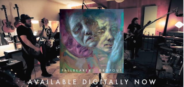 Pallbearer Release 'Dropout' Mini-Documentary; Single Out Now