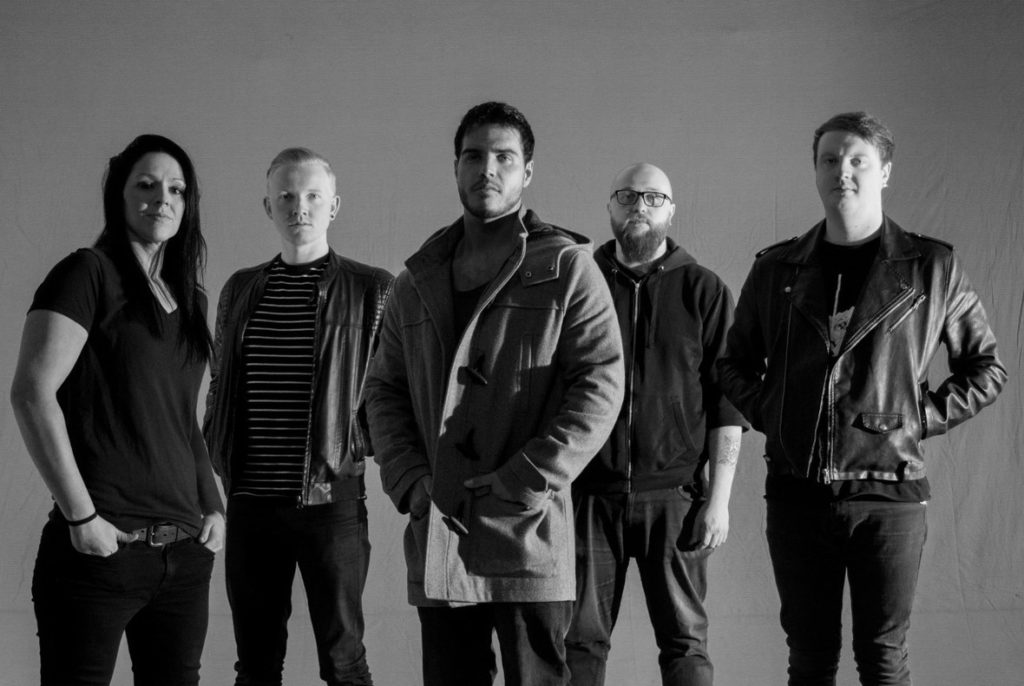 RAVENFACE release new video for upcoming single FIGHTERS