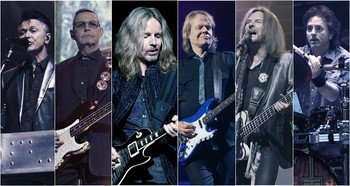 "STYX: Rock Icons Reflect On Their Legendary Career In All-New Episode Of ""The Big Interview"" Airing April 17"
