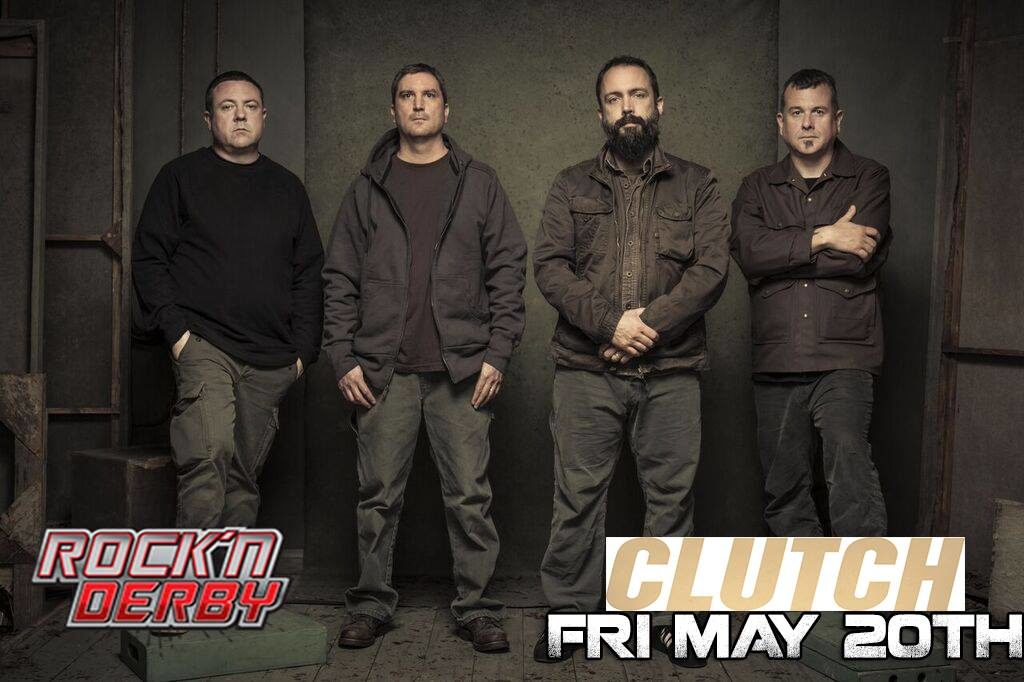 "CLUTCH TO RELEASE NEW ALBUM ""BOOK OF BAD DECISIONS!"""