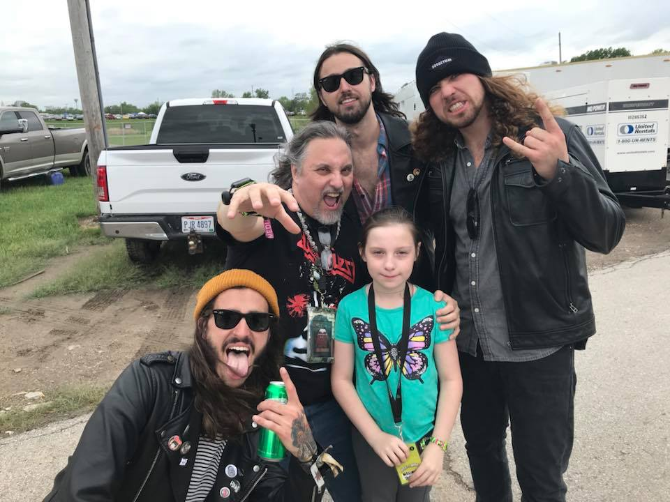#527 MTRS – Rock on the Range 2018, Them Evils, Ryan Francis