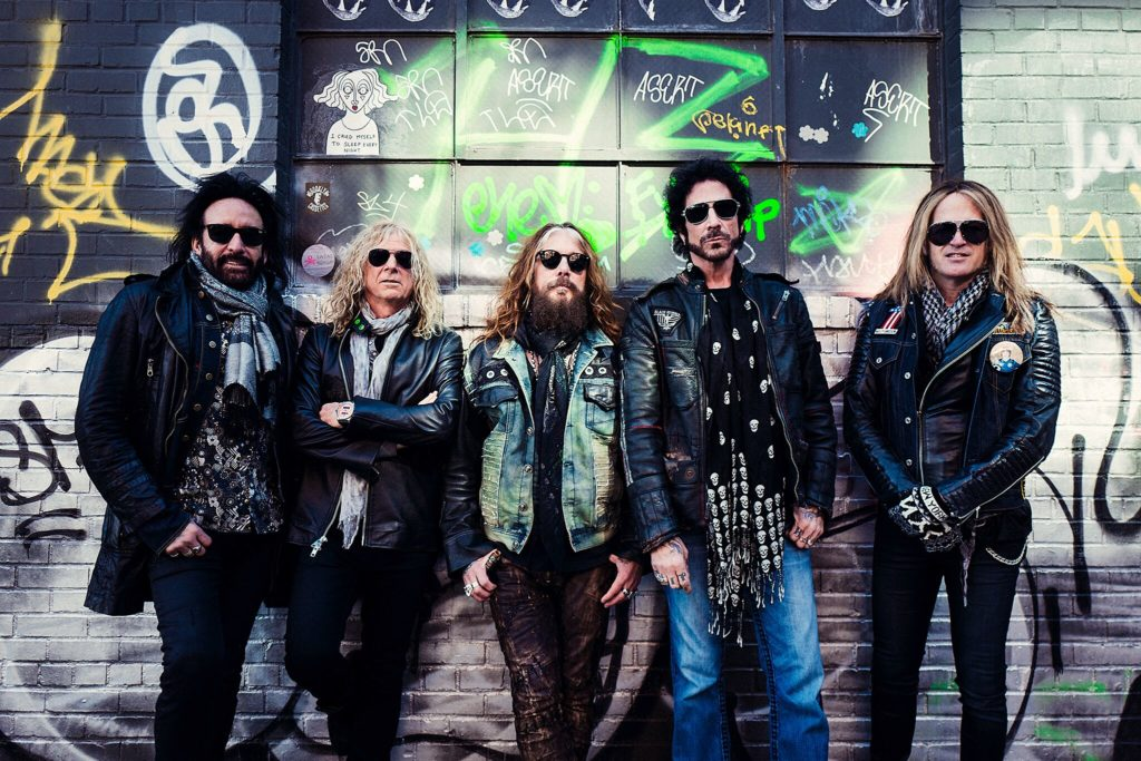 On the Show: 6/16 on Maximum Threshold Radio – The Dead Daisies John Corabi