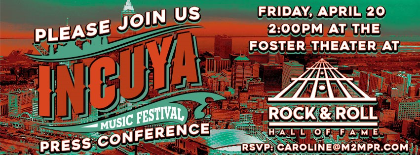 INCUYA PRESS CONFERENCE