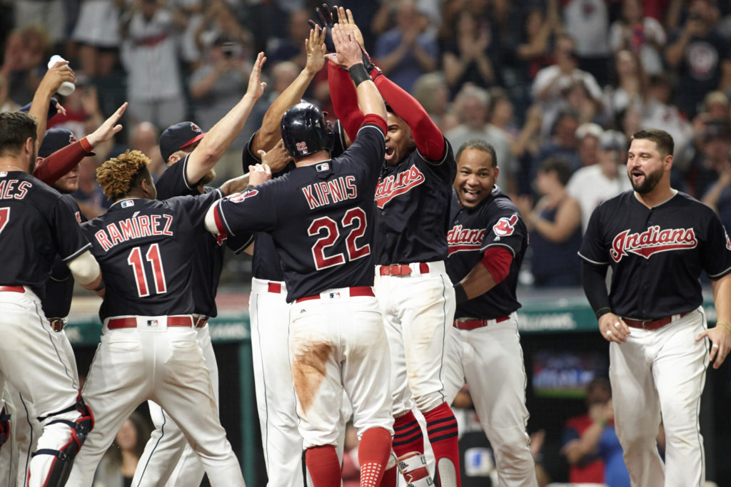 Rocksino Partners with Cleveland Indians