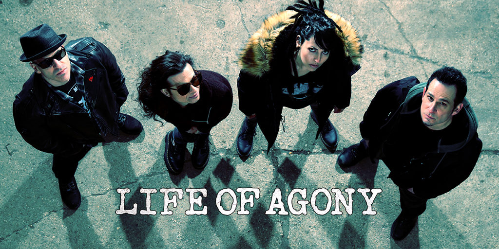 Life of Agony – Cleveland Cambridge Room Sept 18th