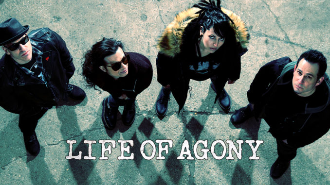 Life of Agony - Cleveland Cambridge Room Sept 18th