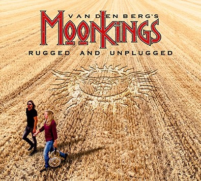 Vandenberg's MoonKings & Mascot Records Announce Nov 23rd Release Date For Rugged And Unplugged
