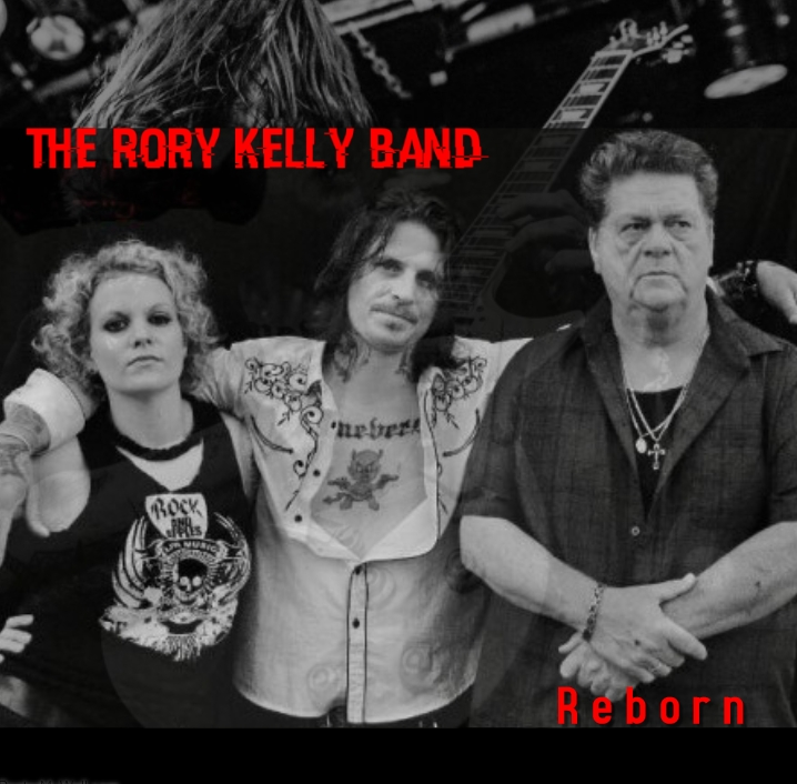 "The Rory Kelly Band – ""Reborn"" on Google Music, Amazon Music, and iTunes today!"