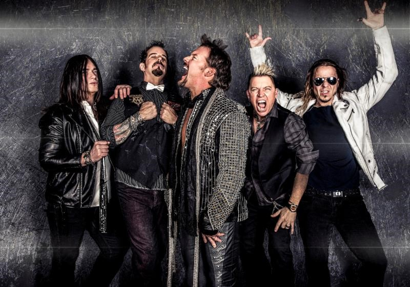 FOZZY Announces Canadian Tour Dates