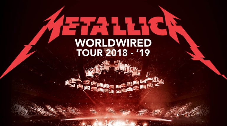 Want to Walk with Metallica to the stage on Feb 1st in Cleveland?