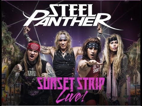 Steel Panther to return tomorrow 12/4 Cleveland HOB