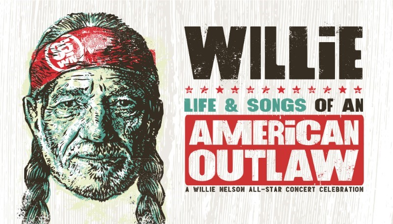 DAVE MATTHEWS TO PERFORM AT ONCE-IN-A-LIFETIME ALL-STAR CONCERT EVENT HONORING WILLIE NELSON  WILLIE: LIFE & SONGS OF AN AMERICAN OUTLAW