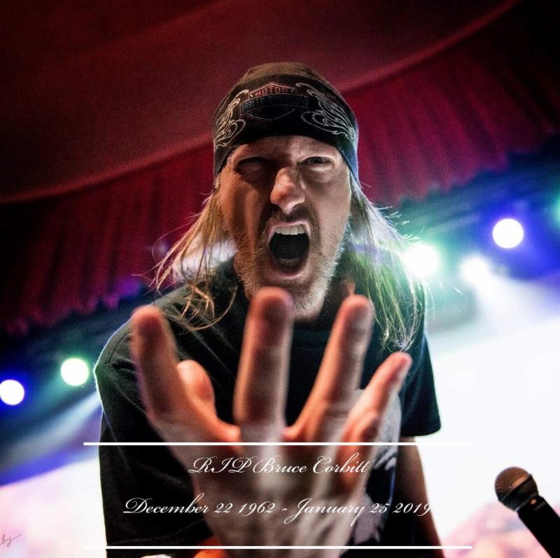 Memorial for Rigor Mortis – Warbeast vocalist BRUCE CORBITT