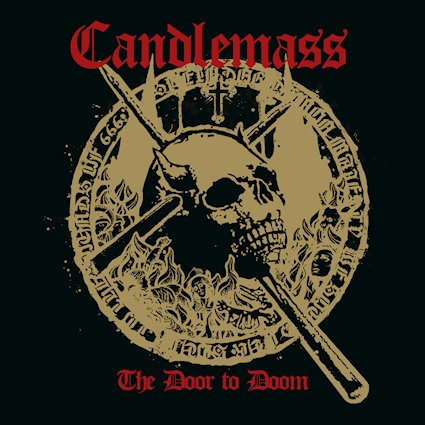 CANDLEMASS – The Door To Doom – streaming