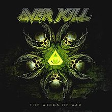 "Overkill ""Wings of War"" – CD Review (Nuclear Blast)"
