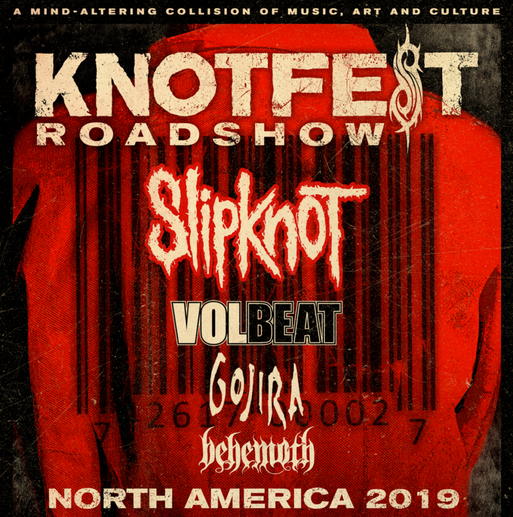KNOTFEST Roadshow in North America