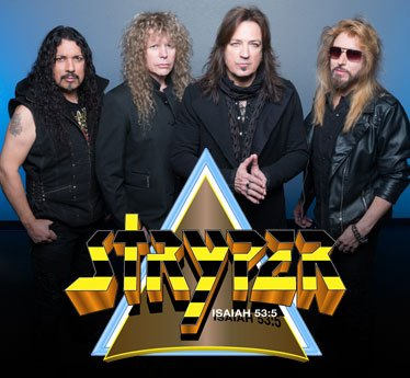 STRYPER – History Tour – hits Beachland Ballroom May 13th – CONTEST TIME for a pair of tickets