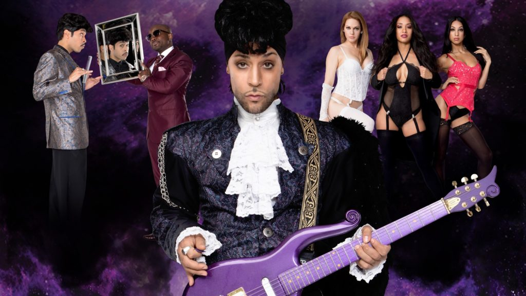 Purple Reign – Prince Tribute – May 17th Bergen PAC
