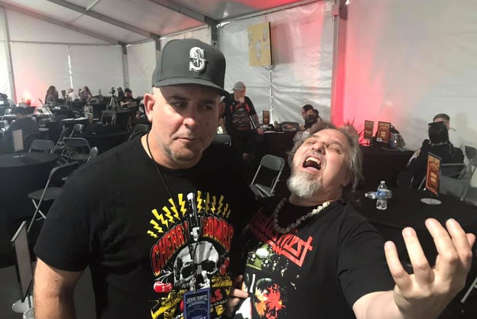 #558 MTRS – Interviews with Craig Gass, Tommy from Black Coffee at 2019 Sonic Temple Festival