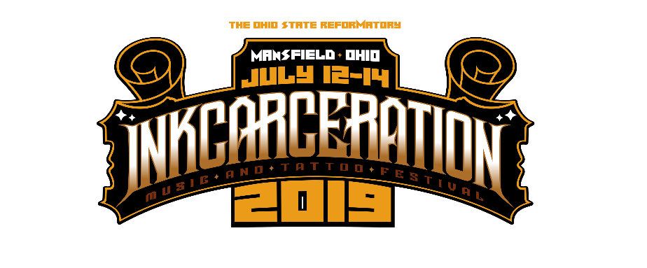 INKCARCERATION Music and Tattoo Festival Reveals Daily Set Times and Stages