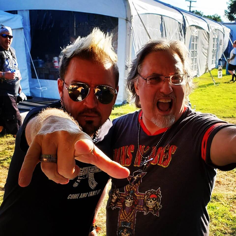 #562 MTRS – Billy Grey (Fozzy / Tattoo the Scars), Broken Hands