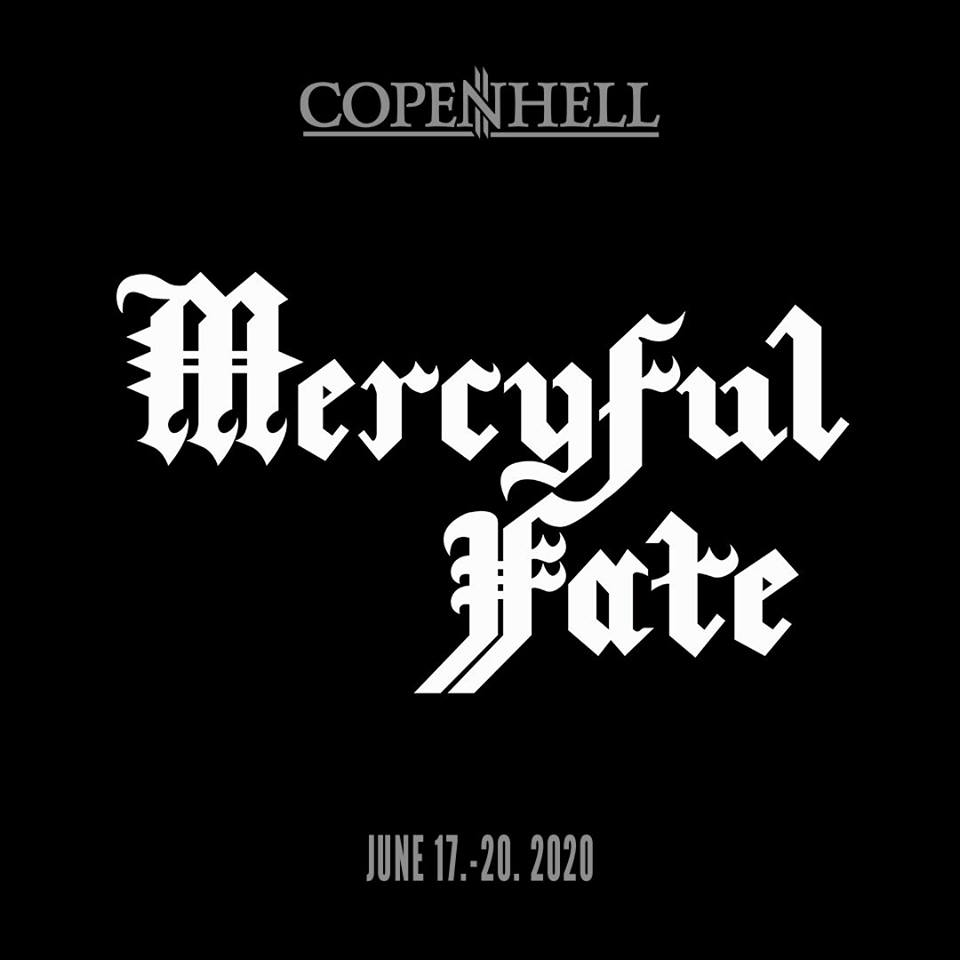 MERCYFUL FATE TO REUNITE FOR STRING OF EUROPEAN DATES 2020