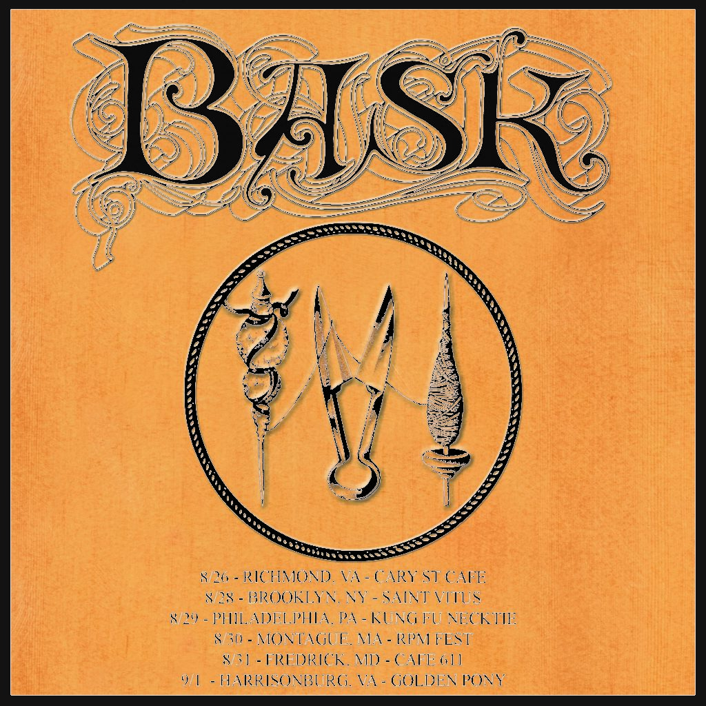 BASK Announce Headlining U.S. Dates