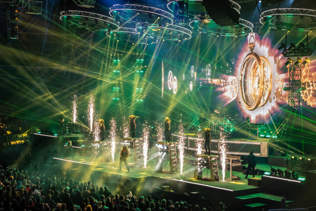 TRANS-SIBERIAN ORCHESTRA'S ALL NEW SHOW BRINGS BACK THE PHENOMENON THAT STARTED IT ALL- 'CHRISTMAS EVE AND OTHER STORIES'