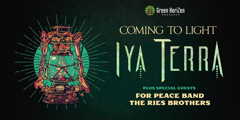 Iya Terra / For Peace Band / The Ries Brothers at Beachland Ballroom 10/30