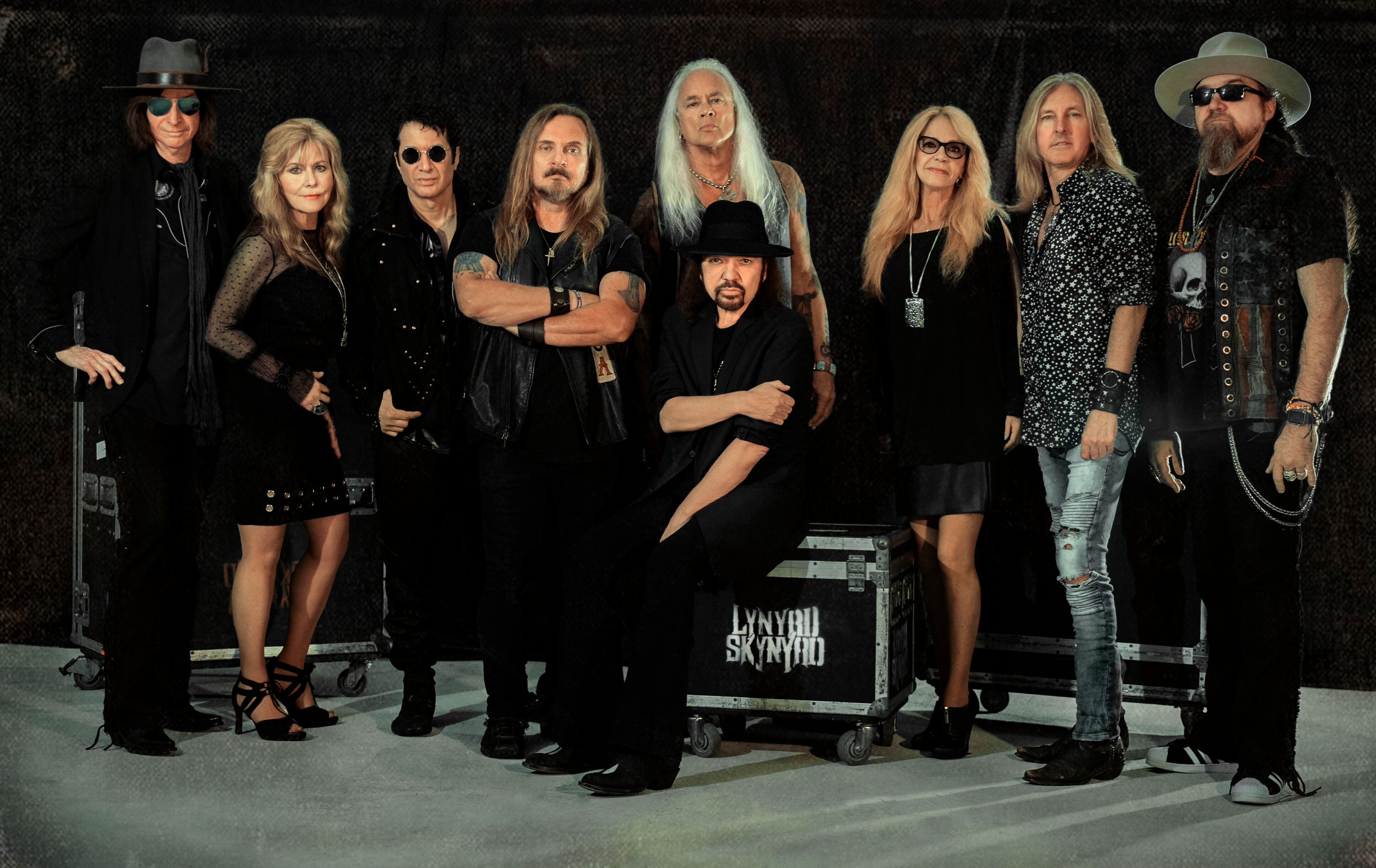 Lynyrd Skynyrd to Release Live Album from Farewell Tour Nov. 1