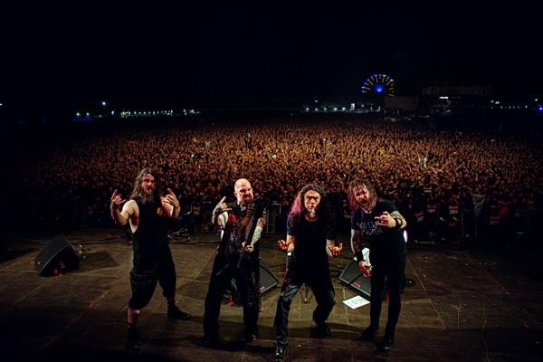 "Slayer + ""Killogy"" Movie In Theaters Nov. 6"