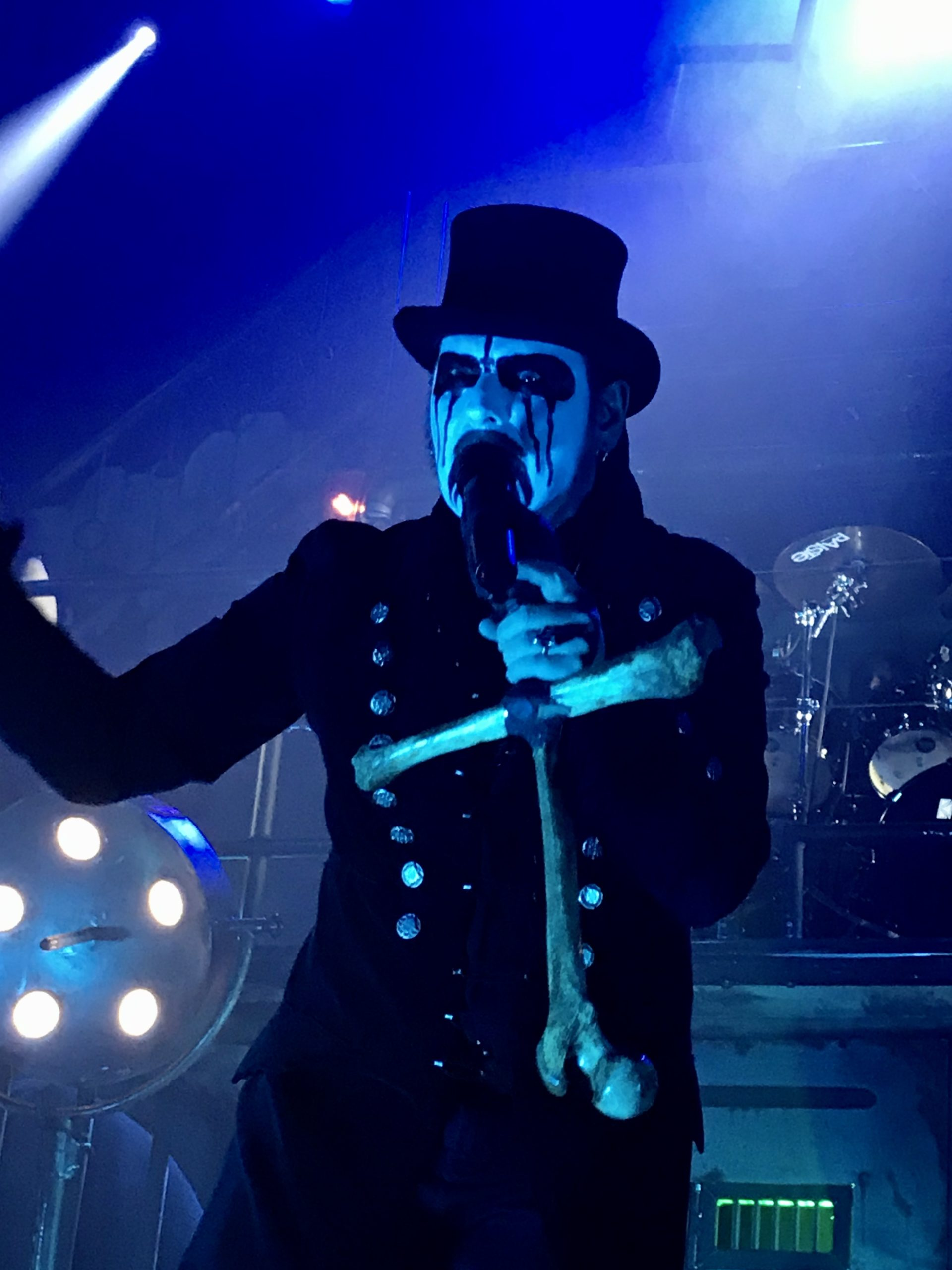 Show Review – King Diamond with Uncle Acid and the Deadbeats – Cleveland Agora Nov 15th