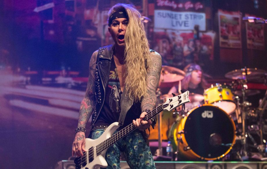 #573 MTRS – Lexxi Foxx (Steel Panther)