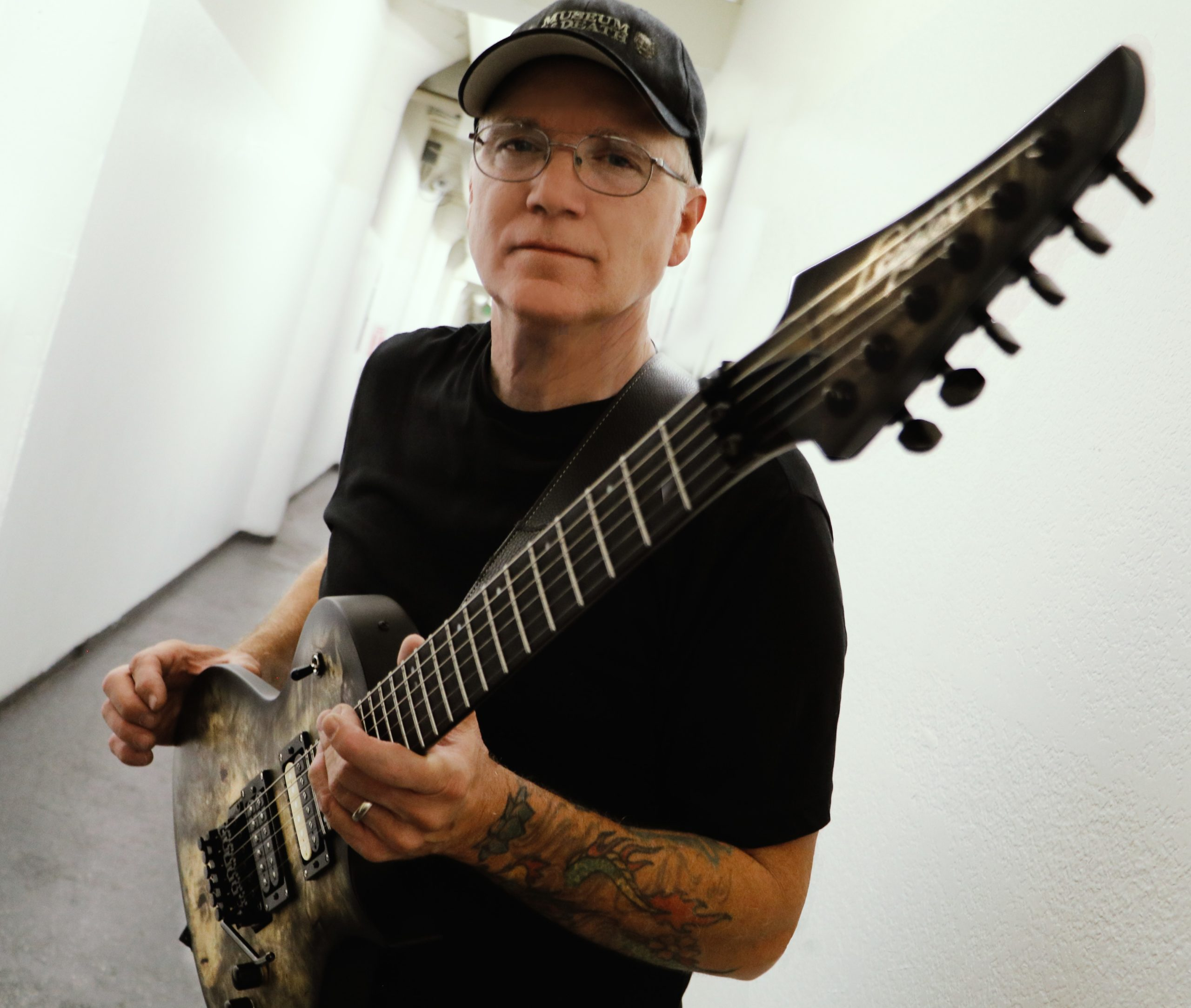 Former Megadeth Guitarist Chris Poland to be inducted & Perform at the 2020 Metal Hall of Fame