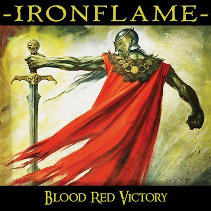 IRONFLAME – 'Blood Red Victory' to be released on Feb 7, 2020