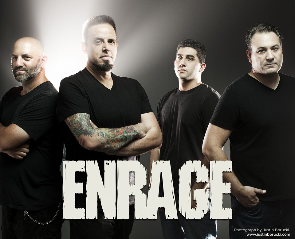 MTRS – Featured Artist – ENRAGE (NY metal/hardcore band)