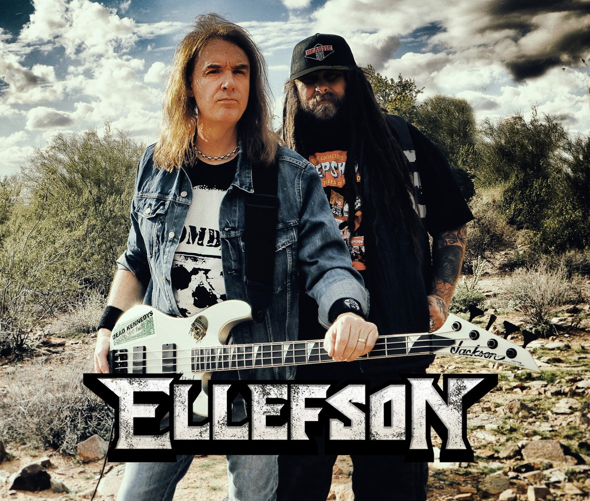 "MEGADETH BASSIST DAVID ELLEFSON'S SOLO BAND ELLEFSON TO RELEASE RE-IMAGINED COVER OF POST MALONE TRACK ""OVER NOW"" ON ALL DIGITAL OUTLETS TODAY"