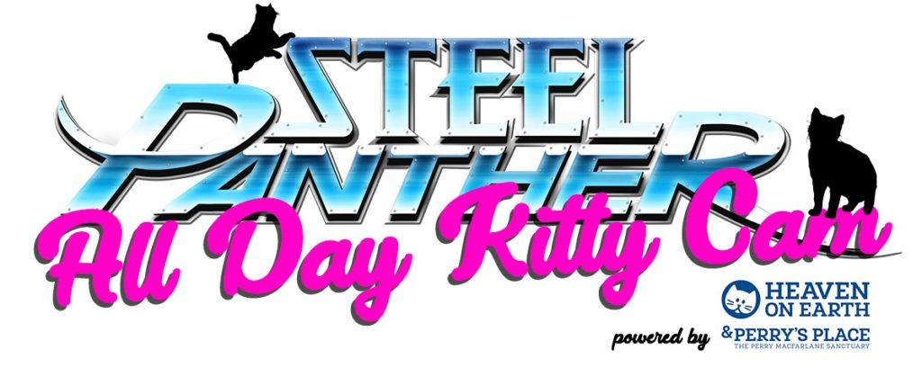 Steel Panther Give Back For #GivingTuesdayNow