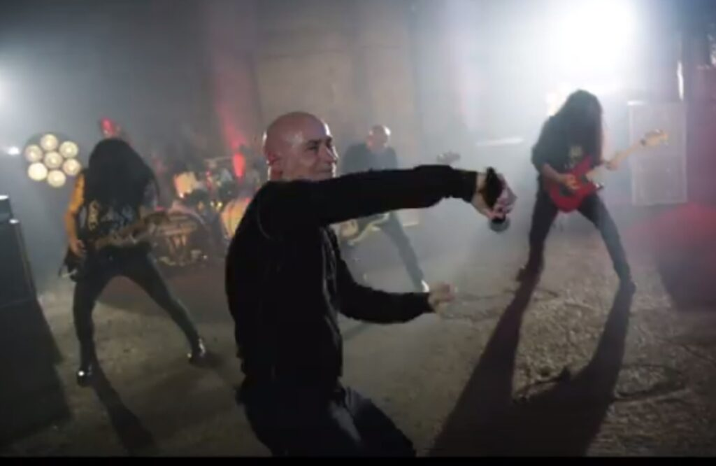 "Armored Saint – ""Missile to Gun"" new video watch here from Punching the Sky on Metal Blade"