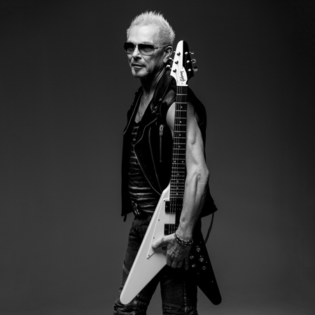#584 MTRS – Interview with Scorpions Rudolf Schenker, and Dan Spitz (Red Lamb / ex Anthrax) – a vault classic