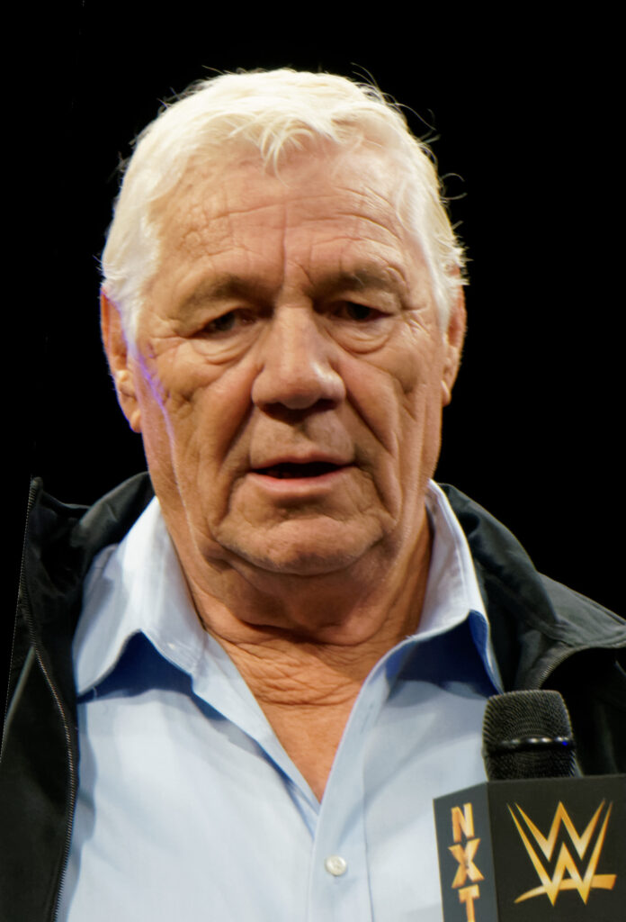 Wrestling fans mourn the loss of first ever Intercontinental champion Pat Patterson