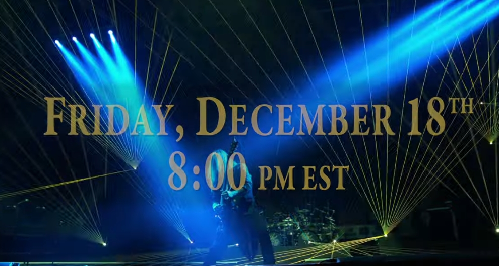 Trans-Siberian Orchestra – Livestream show Friday December 18th 8pm EST